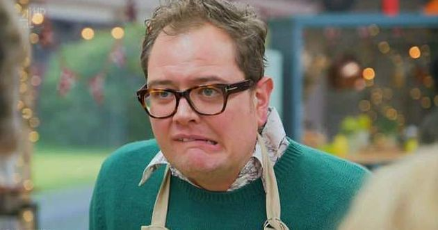 Alan Carr's 'Great British Bake Off' Appearance Was Comedy