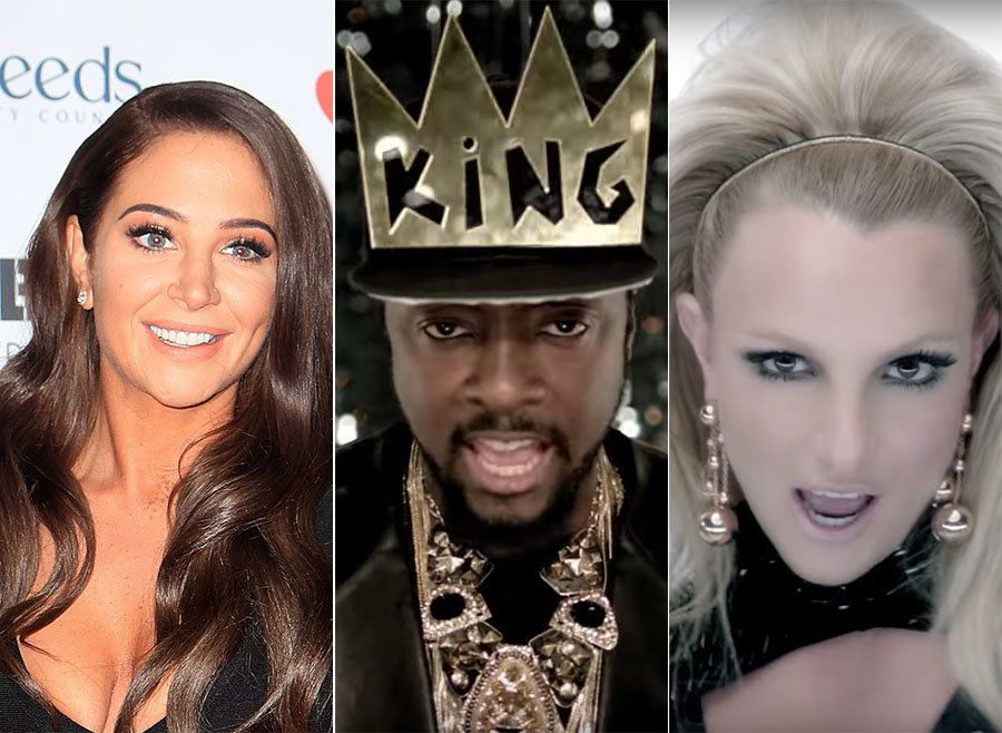Tulisa Wins Legal Battle Over Will.i.am And Britney Spears' Track 'Scream And Shout'