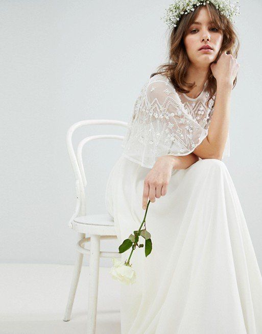 H M S New Kate Middleton Style Wedding Dress Is One Of Many Beautiful High Street Finds Under 150 Huffpost Uk