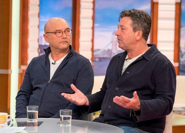 Gregg and John on 'Good Morning
