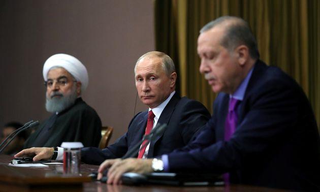 Η επισφράγιση παύσης της ρωσοτουρκικής κρίσης και τα σχέδια για τη