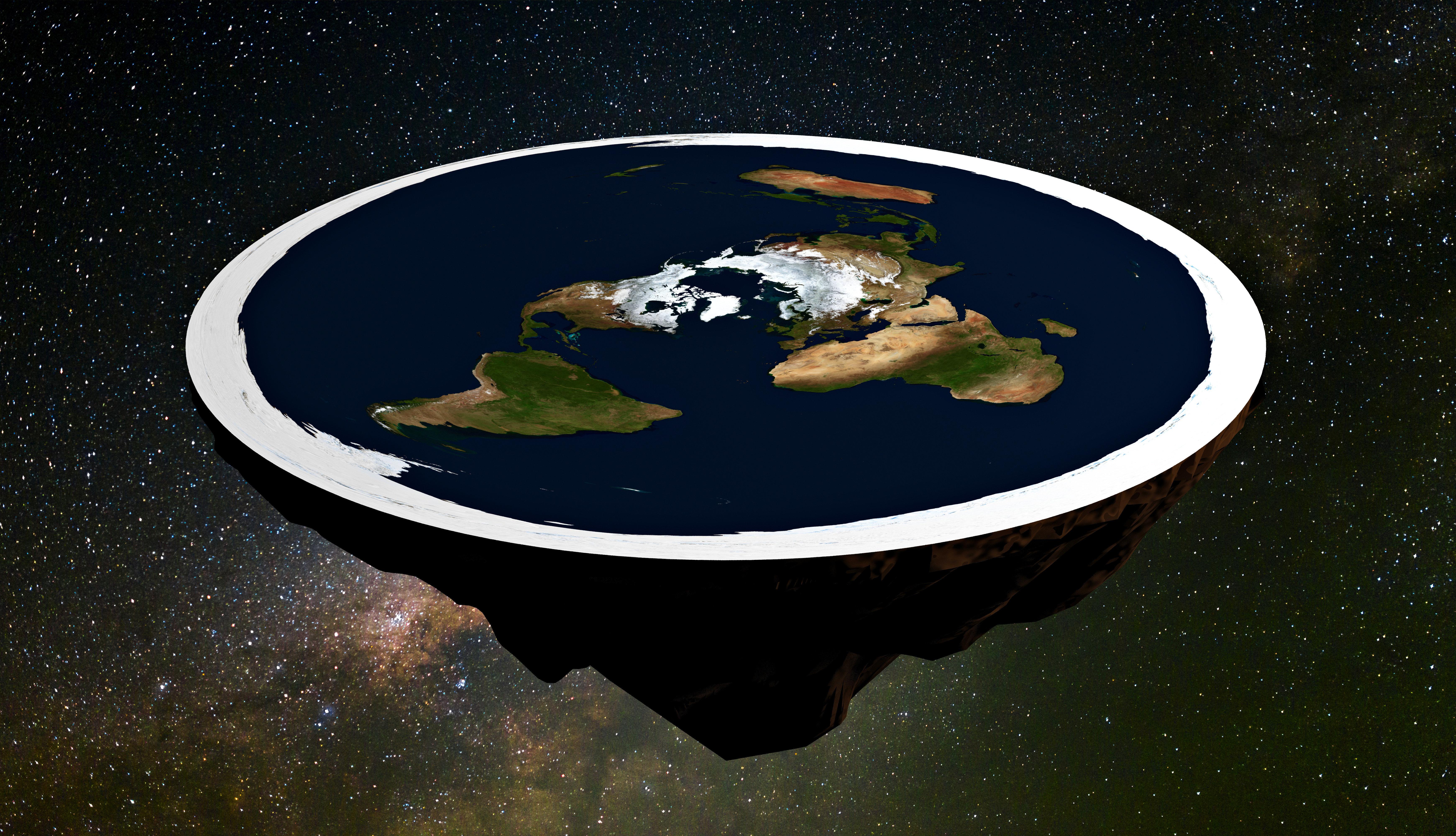 Αναρωτιέστε ακόμα ποιοι πιστεύουν ότι η Γη είναι επίπεδη; Σίγουρα όχι αυτοί που νομίζατε. Πριν γελάσετε δείτε το προφίλ