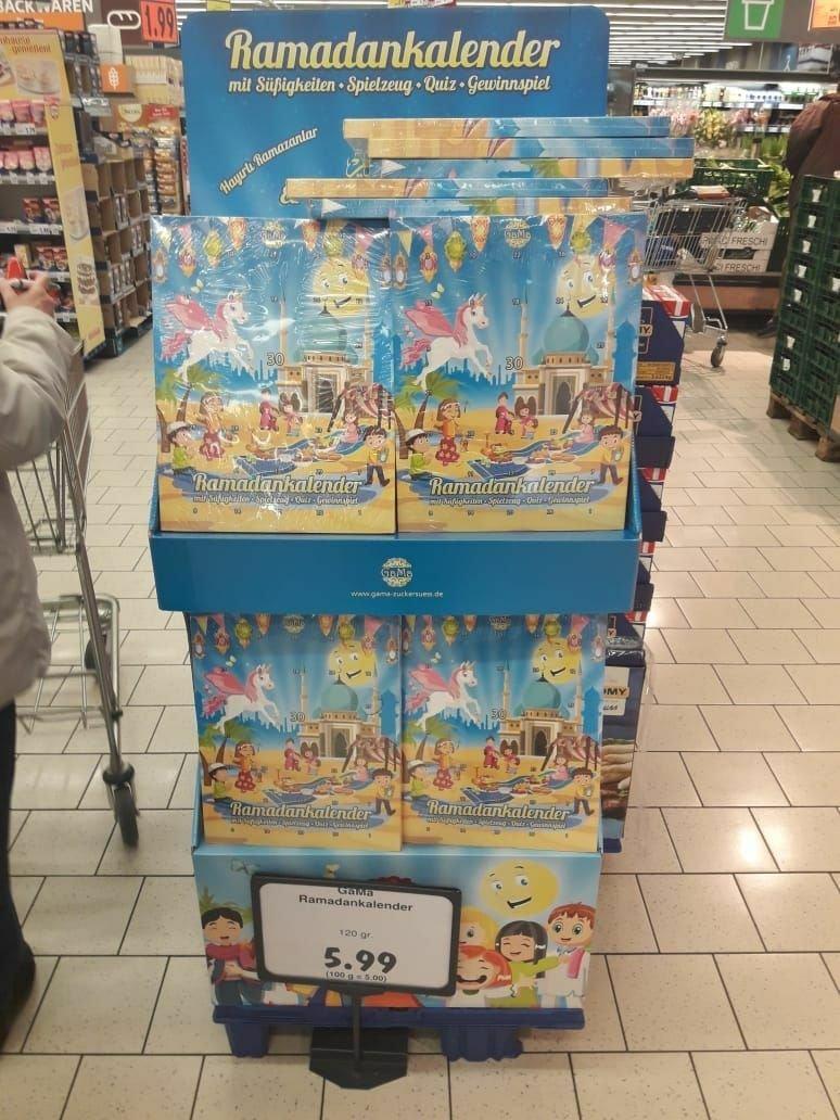 Ramadankalender bei Kaufland: AfD-Politiker will mit Foto Stimmung machen – und