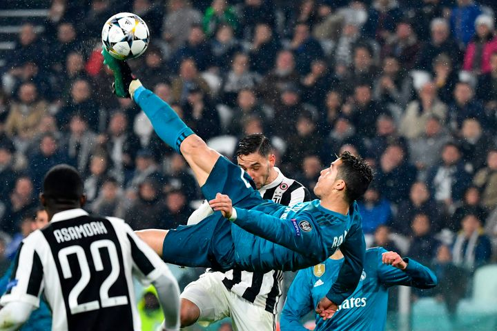 As he showed Tuesday night, Cristiano Ronaldo has skills.