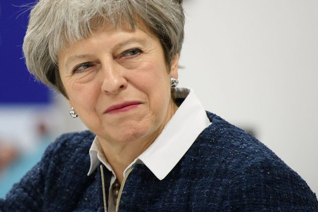 Theresa May has vowed to tackle the 'burning injustice' of the gender pay
