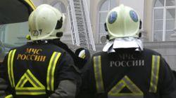 Φωτιά σε εμπορικό κέντρο στη Μόσχα- ένας