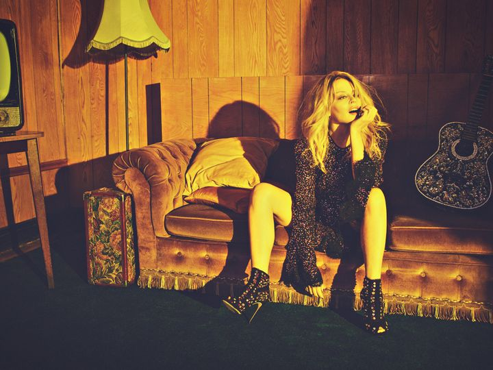 """Golden"" is the first collection of songs entirely co-written by Minogue since 1997."