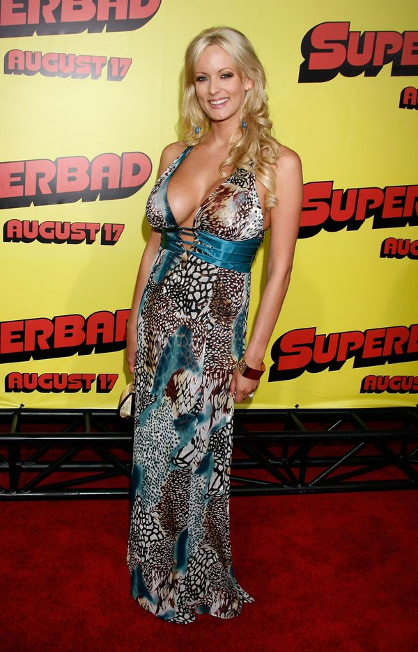The Stormy Daniels Red Carpet Appearances You Didn T Care