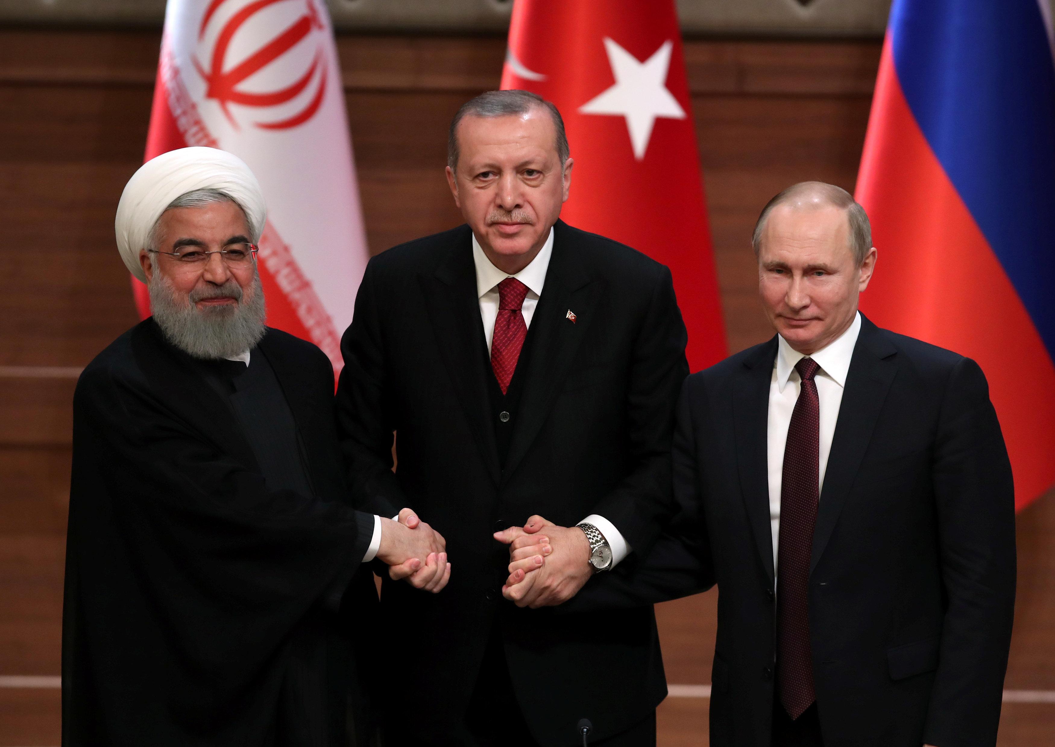 Ο άξονας που «βρυχάται»: o απόηχος της συνόδου κορυφής
