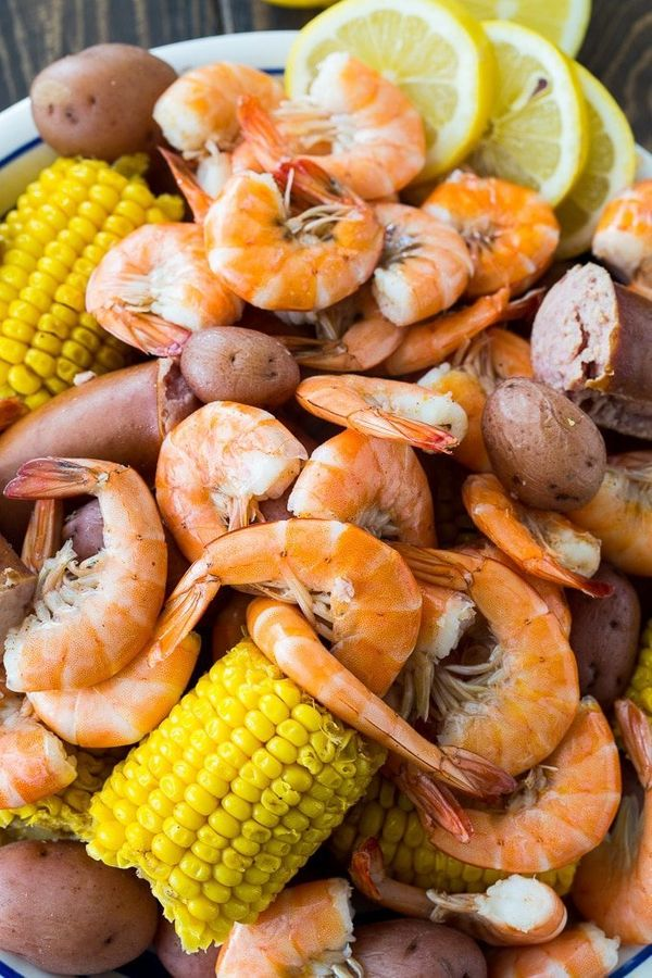 """<strong>Get the <a href=""""https://spicysouthernkitchen.com/instant-pot-low-country-boil/"""" target=""""_blank"""">Instant Pot Low Coun"""