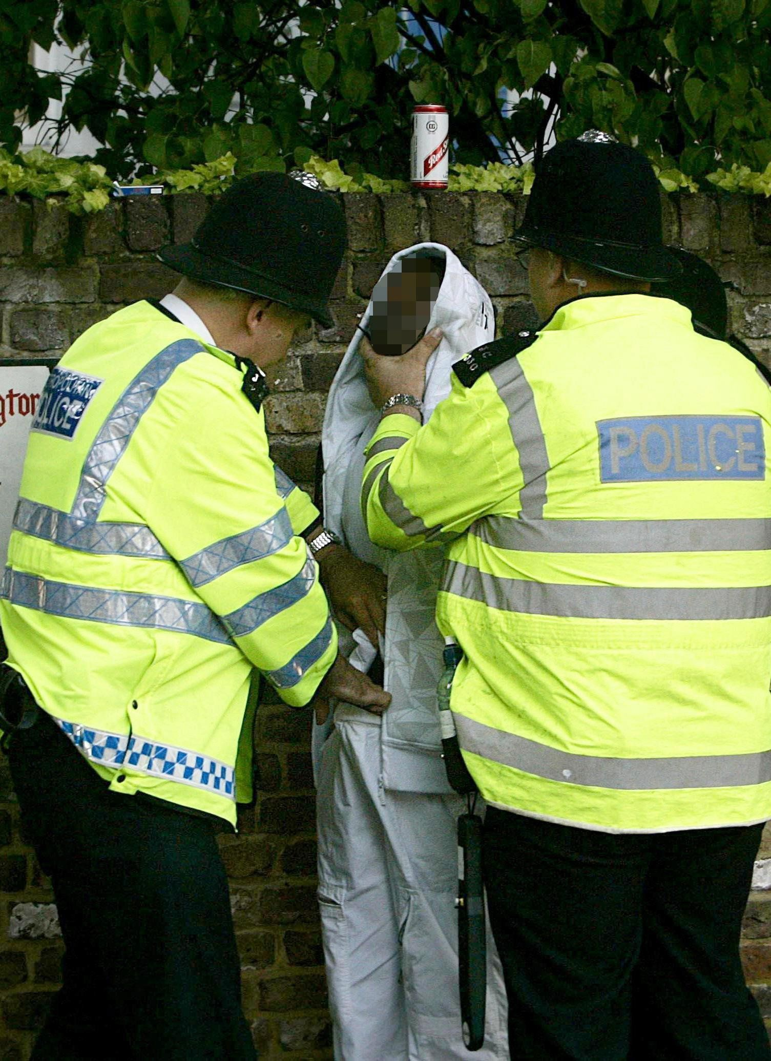 Why Simply Increasing Stop And Search Won't Stop London's Violent Crime