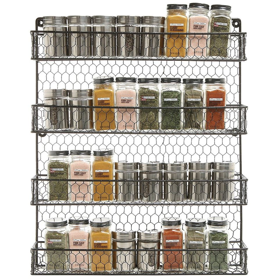 12 Clever Spice Storage Ideas For Small Spaces | HuffPost Life