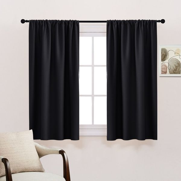 Bedroom Curtains On Amazon Small Bedroom Ideas Nyc Chalkboard Art Bedroom Bedroom Sets For Girls: 7 Of The Best Blackout Curtains On Amazon, According To