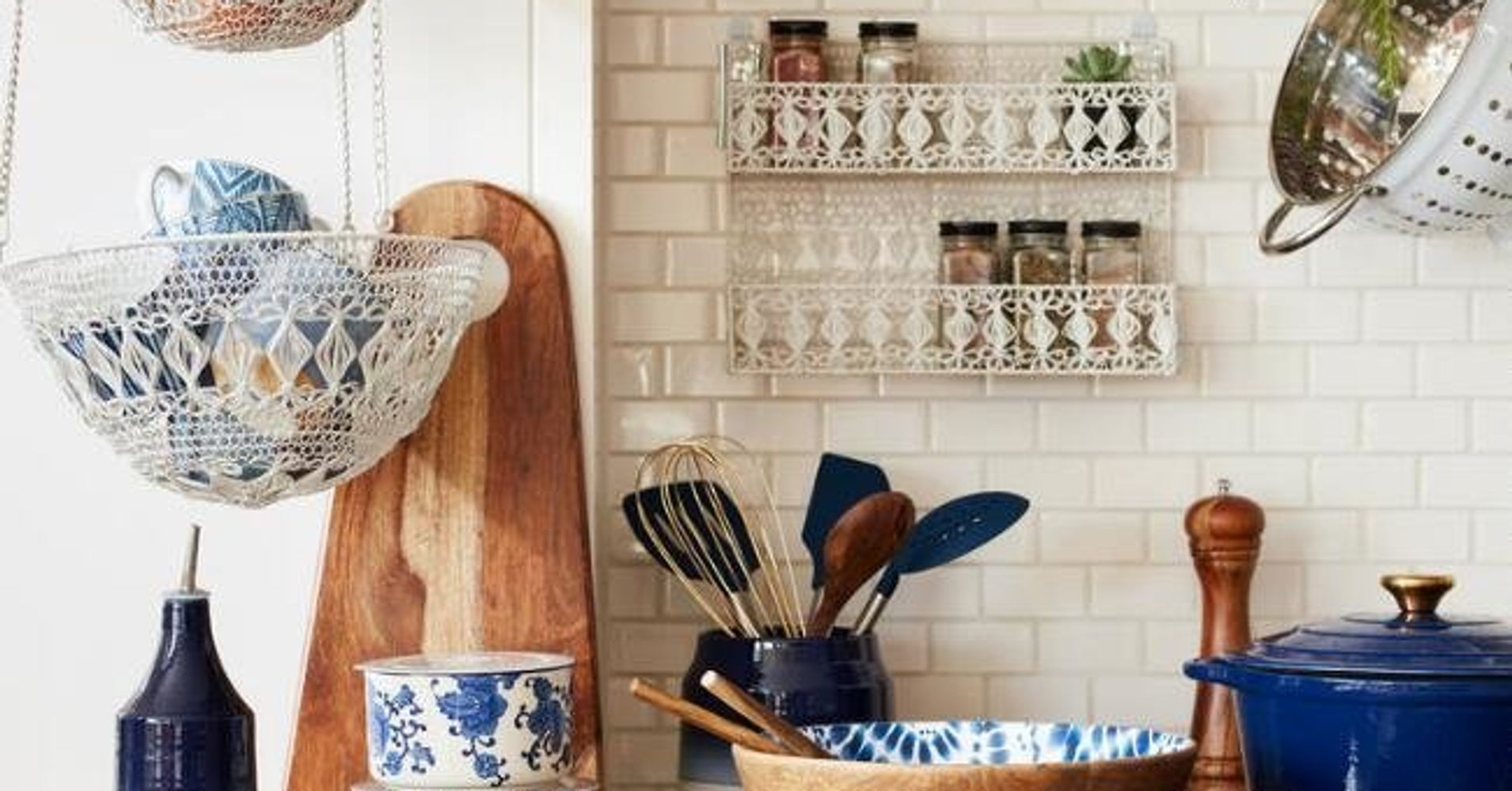 12 Clever Solutions For Storing Your Herbs And Spices
