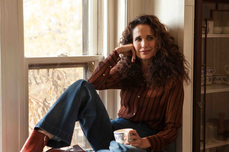 "Andie MacDowell in ""Love After Love."""