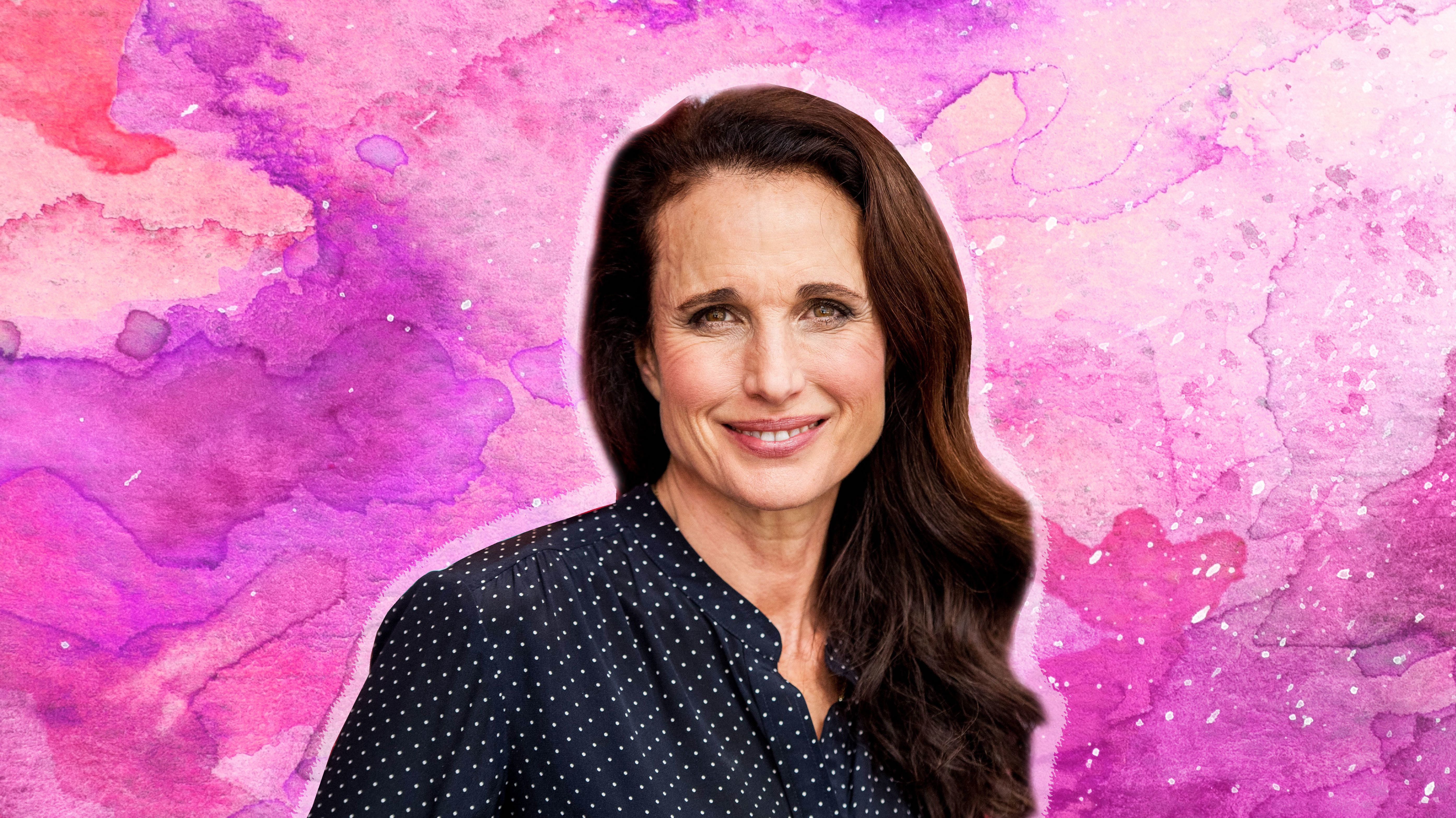 Andie MacDowell Climbed The Hollywood Ladder. Then She Decided She'd Rather Be 'Normal.'