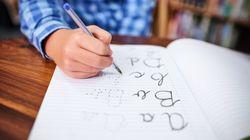 Es gibt einen Buchstaben, den fast niemand richtig schreiben