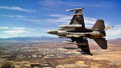 Τρίτη συντριβή πολεμικού αεροσκάφους των ΗΠΑ σε δύο μέρες. F-16 κατέπεσε στο Λας