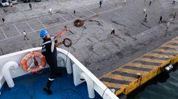Κορυφώνεται η έξοδος των εκδρομέων του Πάσχα. Κίνηση στα λιμάνια του Πειραιά και της