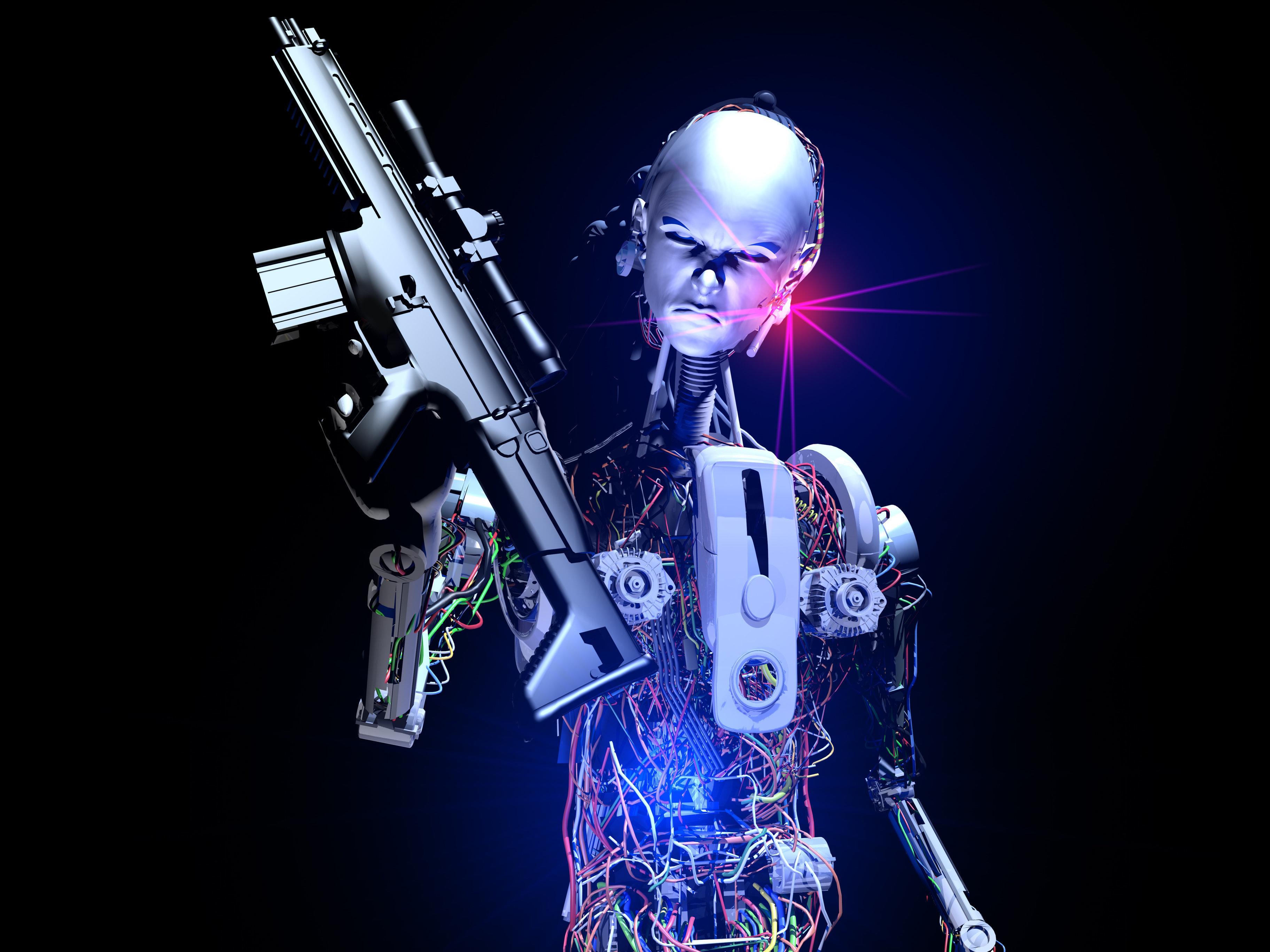 Διαμαρτυρία επιστημόνων για έρευνες πάνω σε όπλα Τεχνητής Νοημοσύνης στη Νότια
