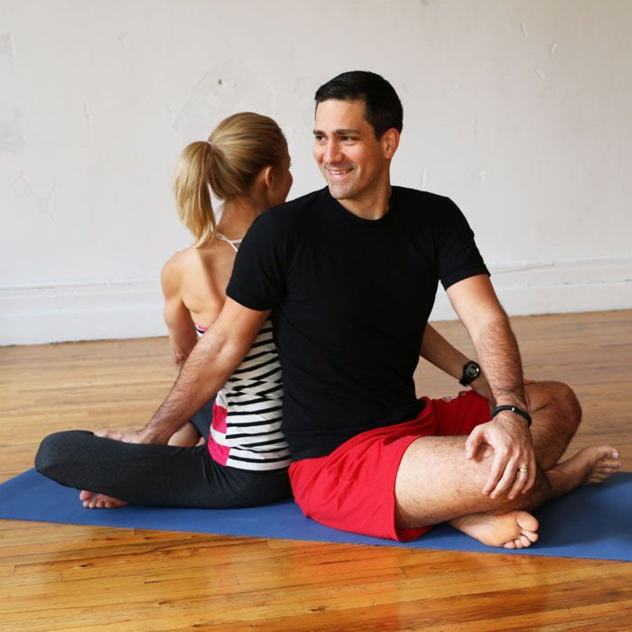 Yoga Speed Dating Could Be The New Way To Meet Someone - Would You Try