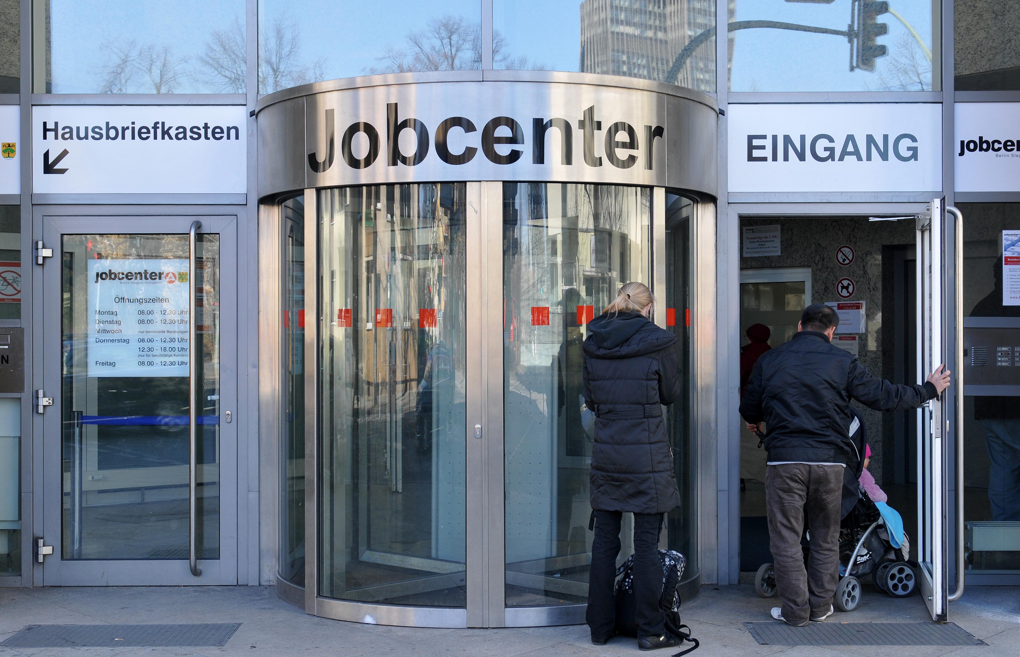 Weil dieses Jobcenter so gut arbeitet, haben die Mitarbeiter jetzt ein großes Problem