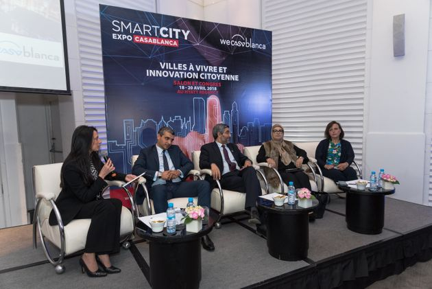 Smart City Casablanca ou comment faire de l'intelligence avec de petits