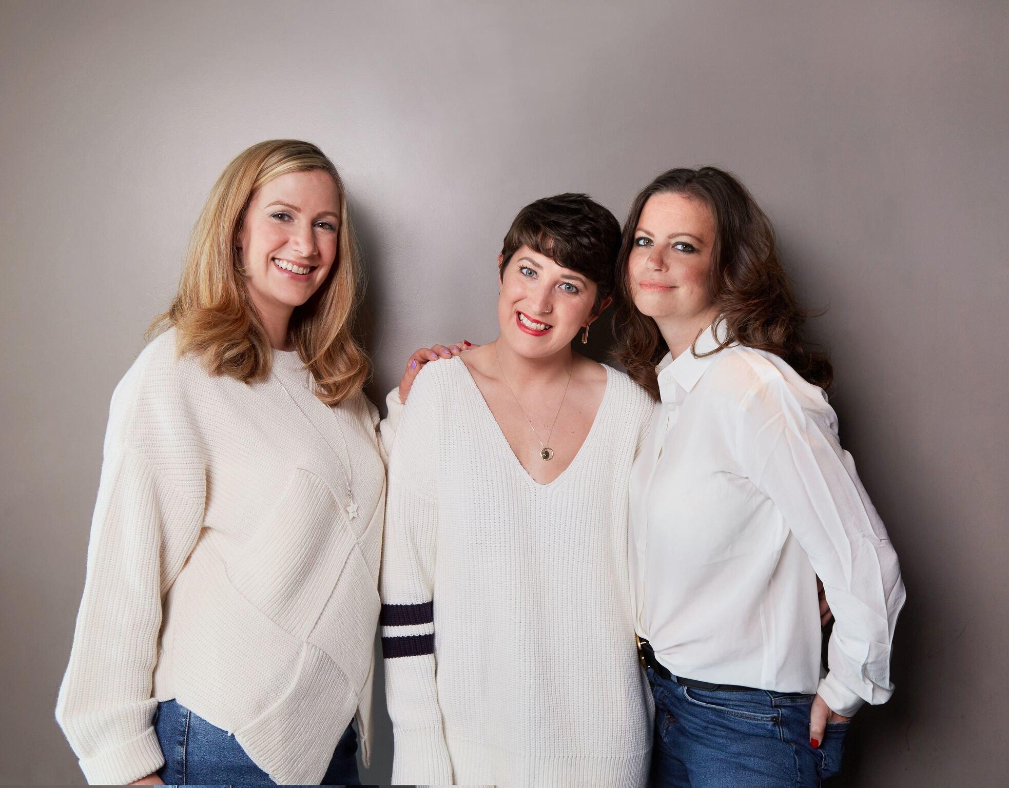 Rachael Bland,Lauren Mahon,Deborah