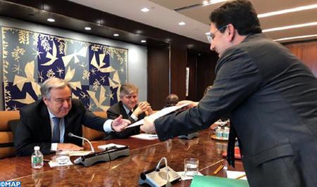 Sahara: Le Maroc fait le point aux Nations