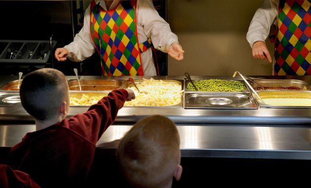 The Institute for Fiscal Studies claims100,000 children will be deprived of free lunches by
