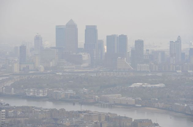 Government Wasted £500k Losing Court Battles Over Air Quality, Figures