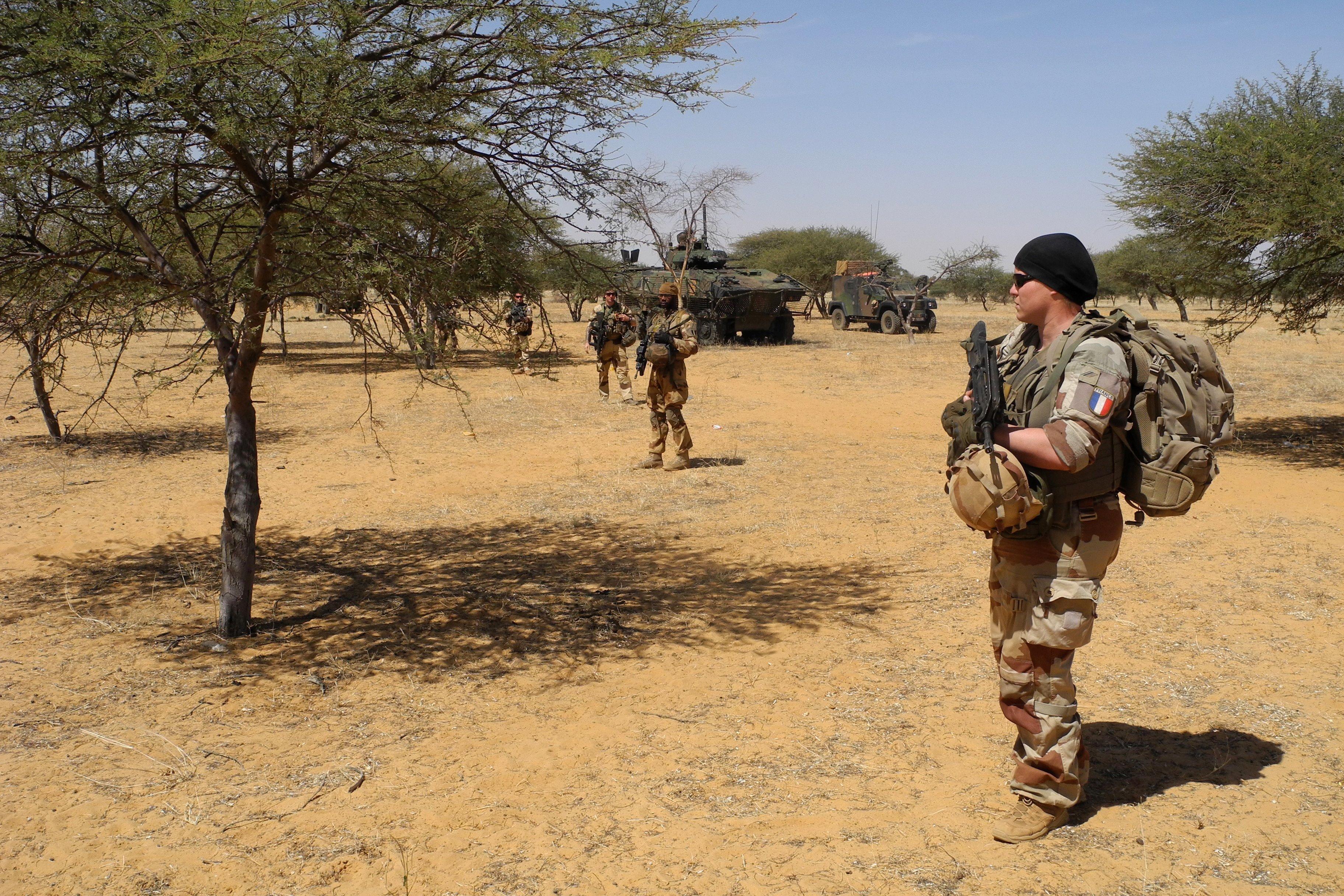 30 jihadistes tués dimanche à Akabar au Mali selon l'état-major