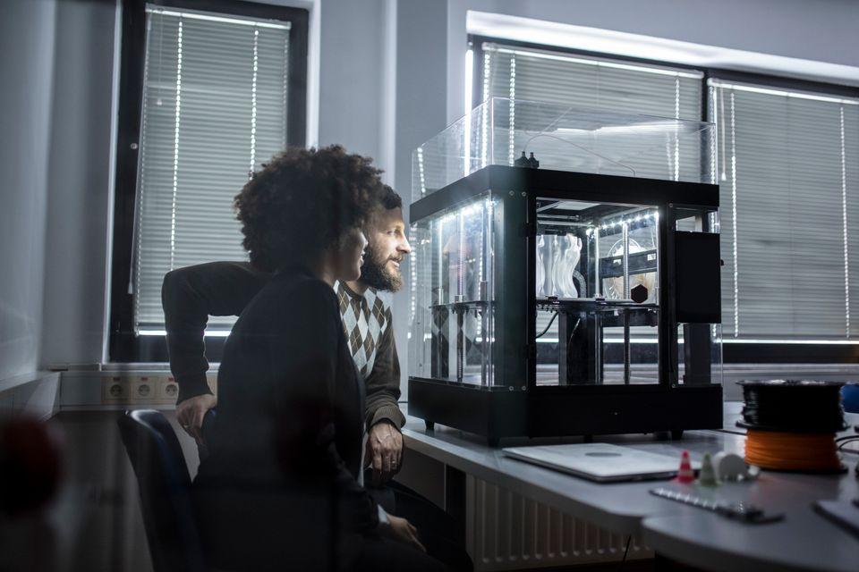3D-Drucker verändern schon jetzt unseren