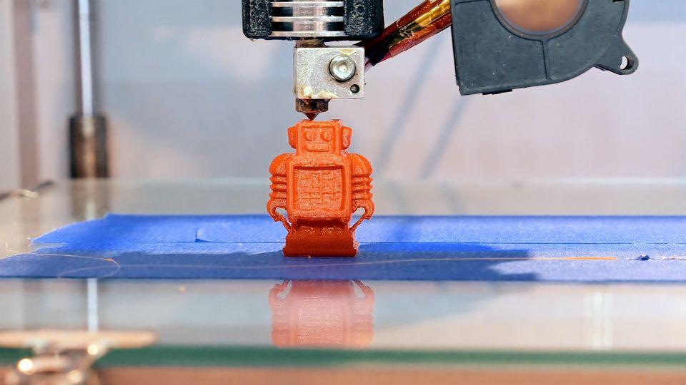Spielzeug aus dem 3D-Drucker gibt es schon seit