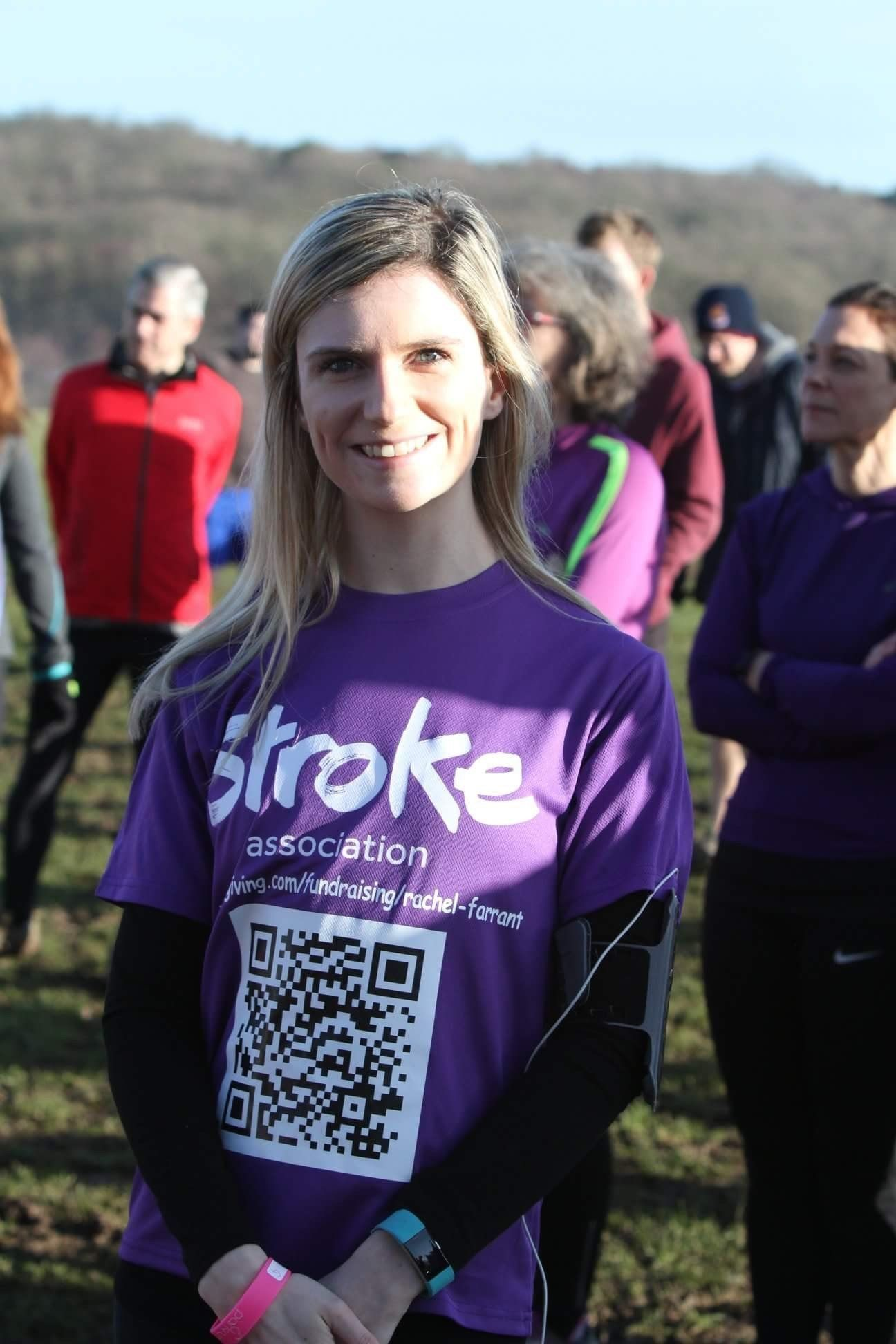 What Works For Me: 'Running Gives Me Freedom After Doctors Said I'd Never Walk