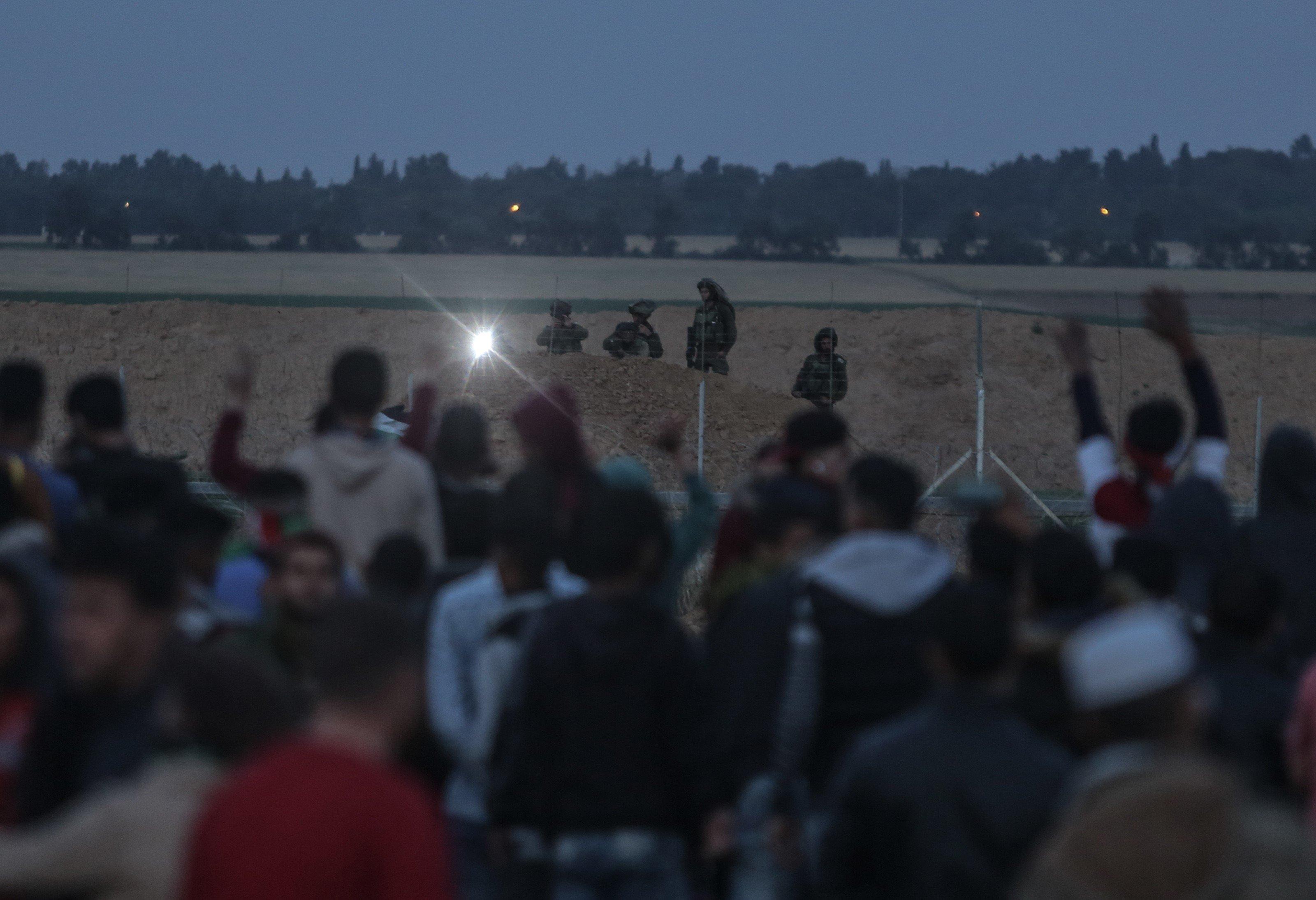 Gaza : un journaliste palestinien tué