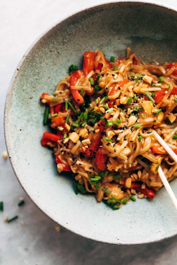 "<strong>Get the <a href=""https://pinchofyum.com/instant-pot-noodles"" target=""_blank"">Chili Garlic Instant Pot Noodles</a> rec"