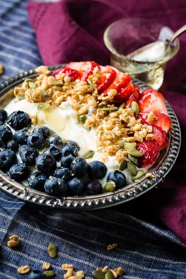 """<strong>Get the <a href=""""https://ohsweetbasil.com/instant-pot-homemade-yogurt/"""" target=""""_blank"""">Instant Pot Homemade Yogurt</"""