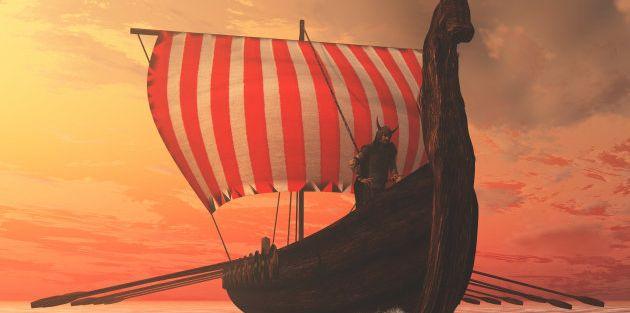 Pour naviguer sans boussole, les Vikings ont-ils utilisé des