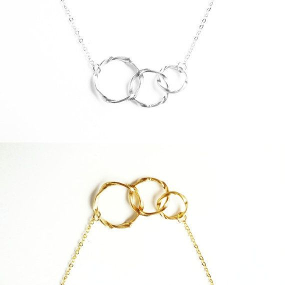 """Get it at <a href=""""https://www.etsy.com/listing/187085037/mother-daughter-necklace-gold-circle?ga_order=most_relevant&ga_"""