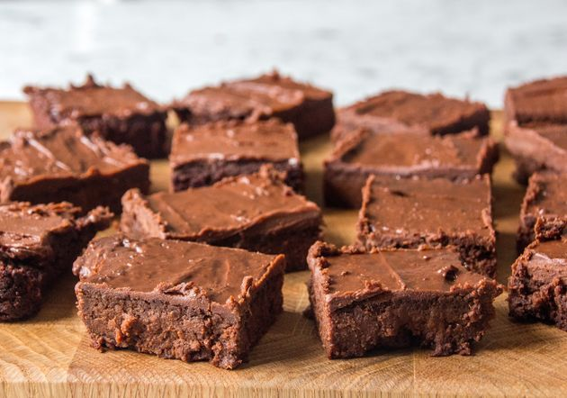 These Sweet Potato Brownies Are