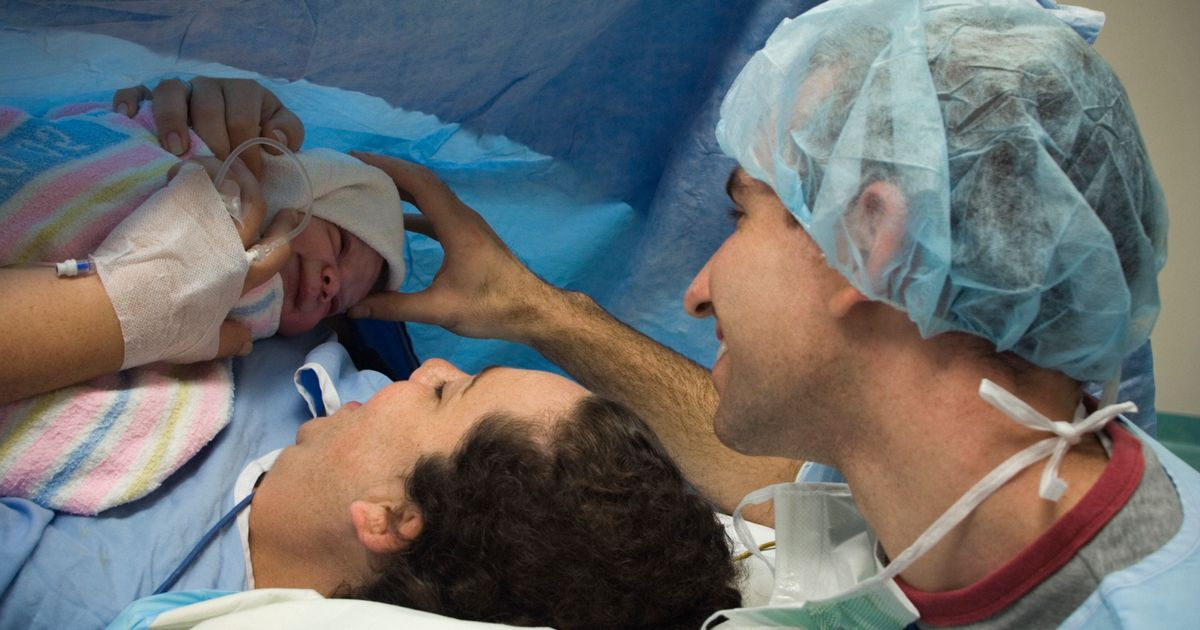 Why Is It Called A 'Cesarean Section' Anyway?