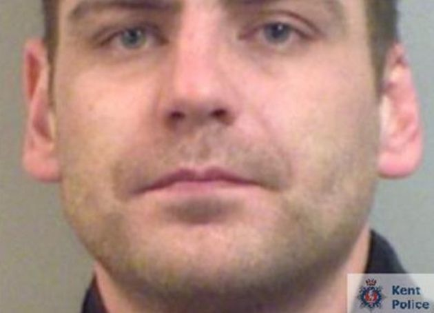 Henry Vincent, pictured above in a police wanted phone, has been named as the suspected burglar killed...