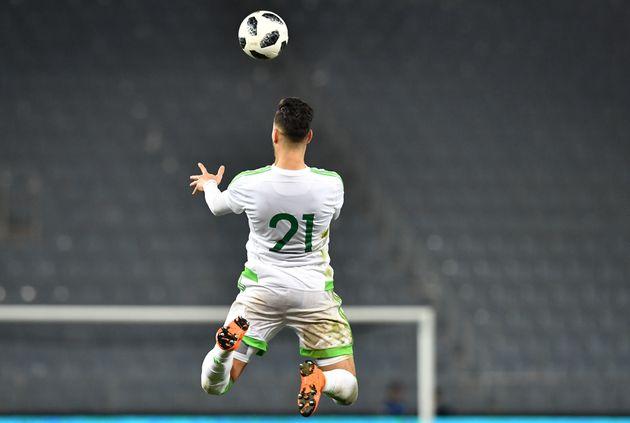 Match Algérie - Iran le 27 mars 2018 en