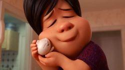 Le héros du prochain court-métrage Pixar est mignon à croquer,