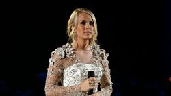 Carrie Underwood Posts A Picture After Months Of Hiding Her