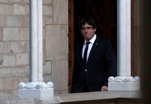 Πουτζντεμόν: Γερμανικό δικαστήριο απεφάνθη υπέρ της αποφυλάκισης του με