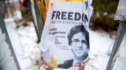 Le président catalan, Puigdemont, remis en liberté par la justice