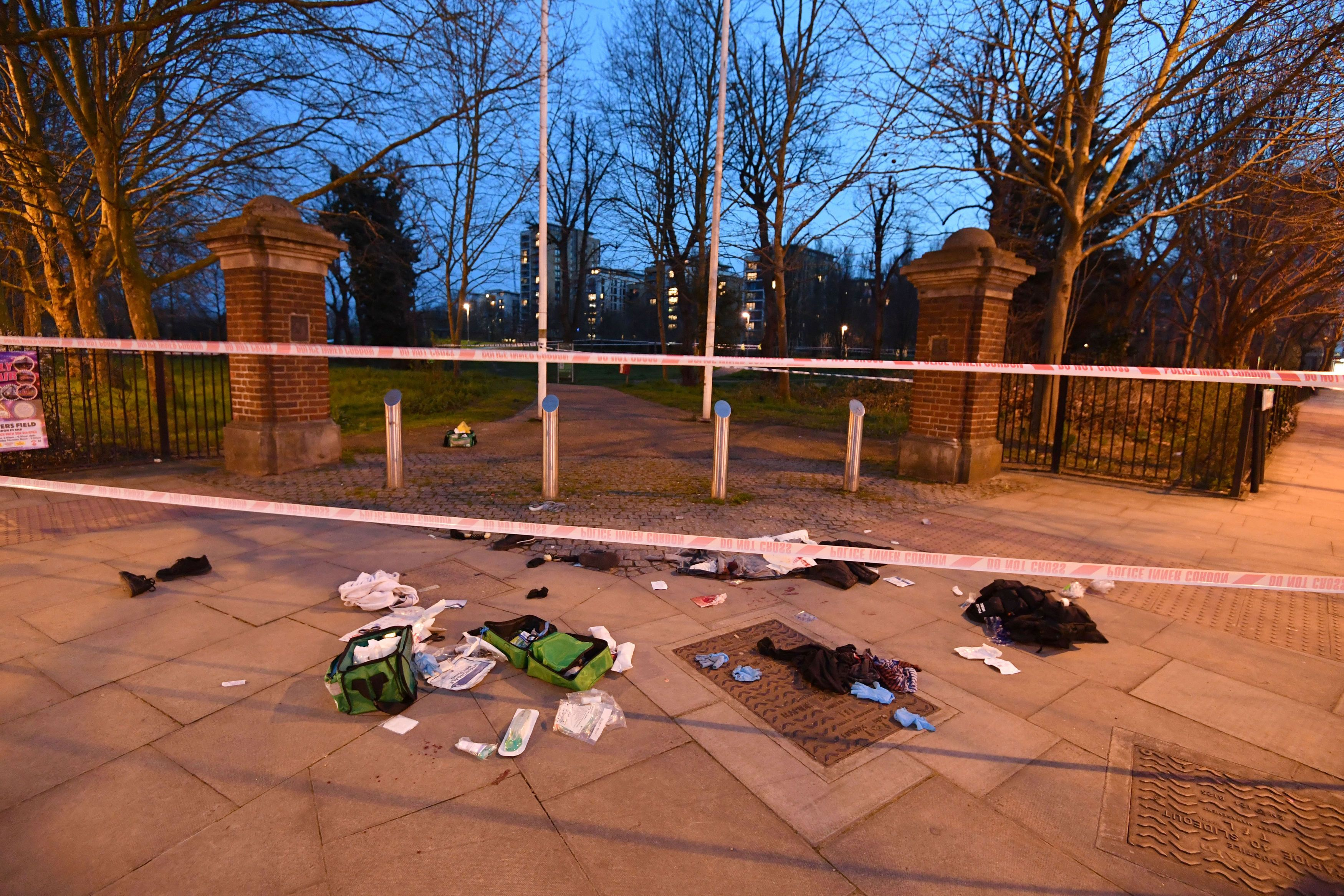 Five Teenagers Stabbed In Barely An Hour As Spate Of Violence Shocks
