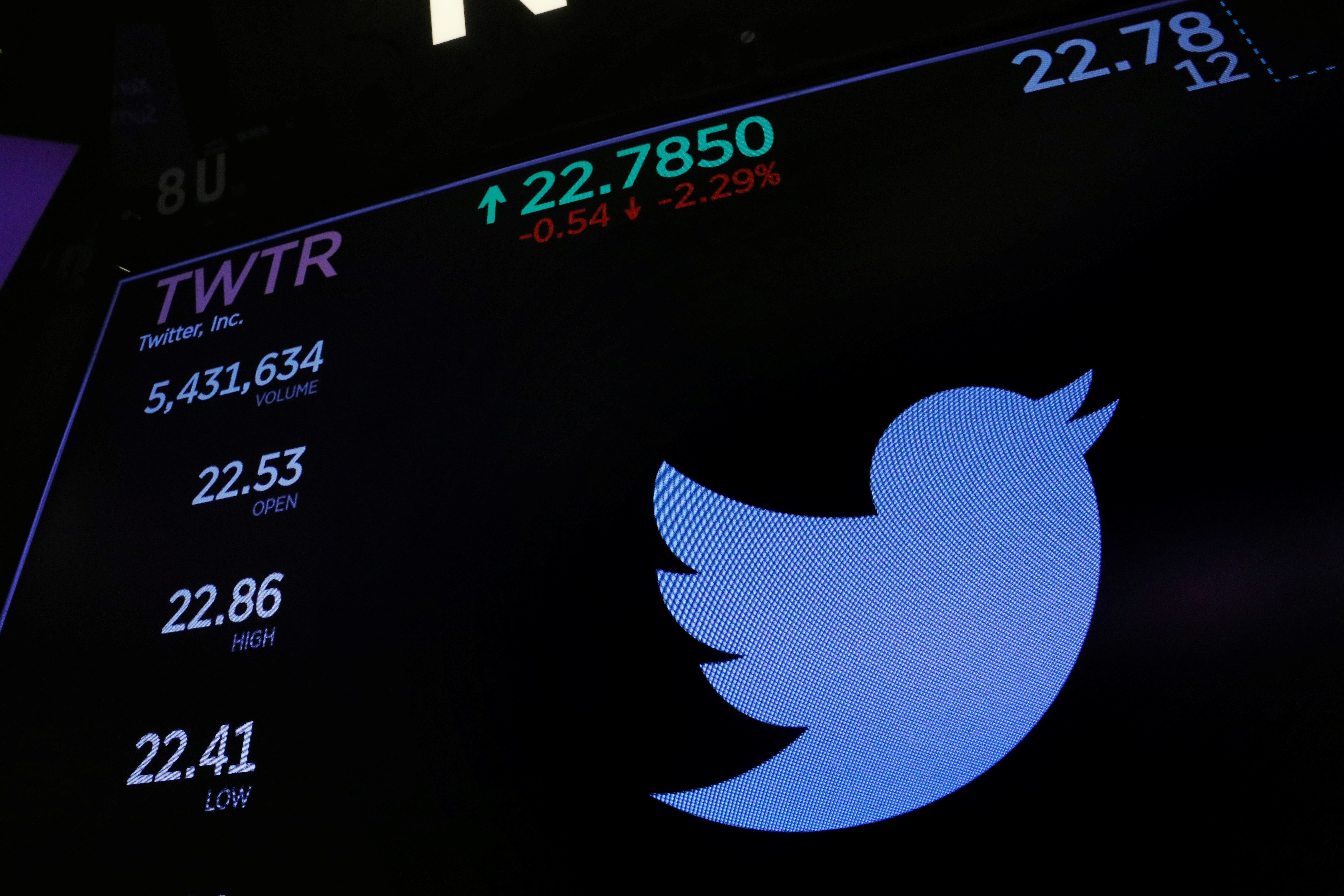 Twitter Has Suspended 1.2 Million Accounts For 'Terrorist Content'